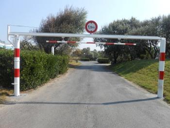 Portique pivotant