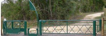 Pass'vélos avec sélectif grande largeur