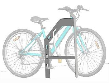Range vélos duo Bi-clic