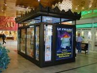 Kiosque Indoor