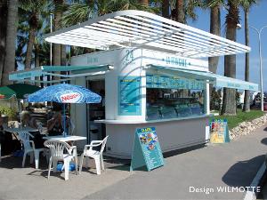 Kiosque Wilmotte