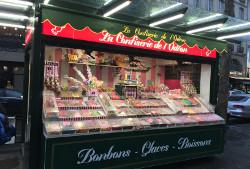 Kiosque à bonbons